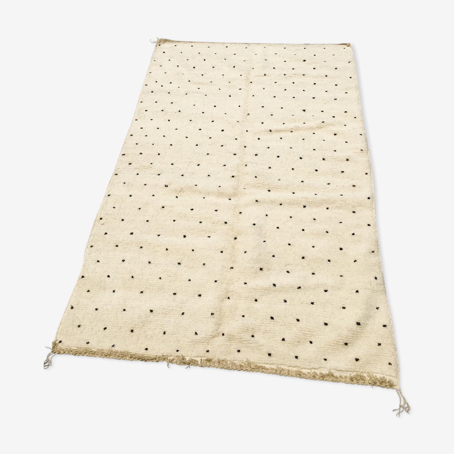 Berber beni ouarain carpet 300x200cm