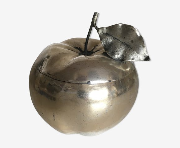 Mauro Manetti's apple ice bucket in the 1970s