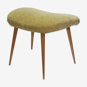 Vintage footstool, 1960