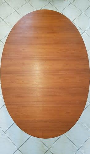 Table de salle à manger teck massif