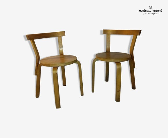 Chaises Alvar Aalto Modle