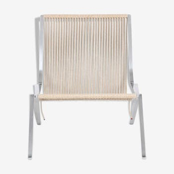 Chaise en acier inoxydable PK25