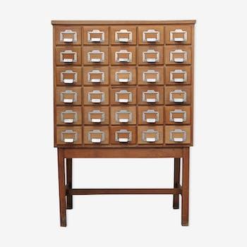 Armoire à tiroirs vintage