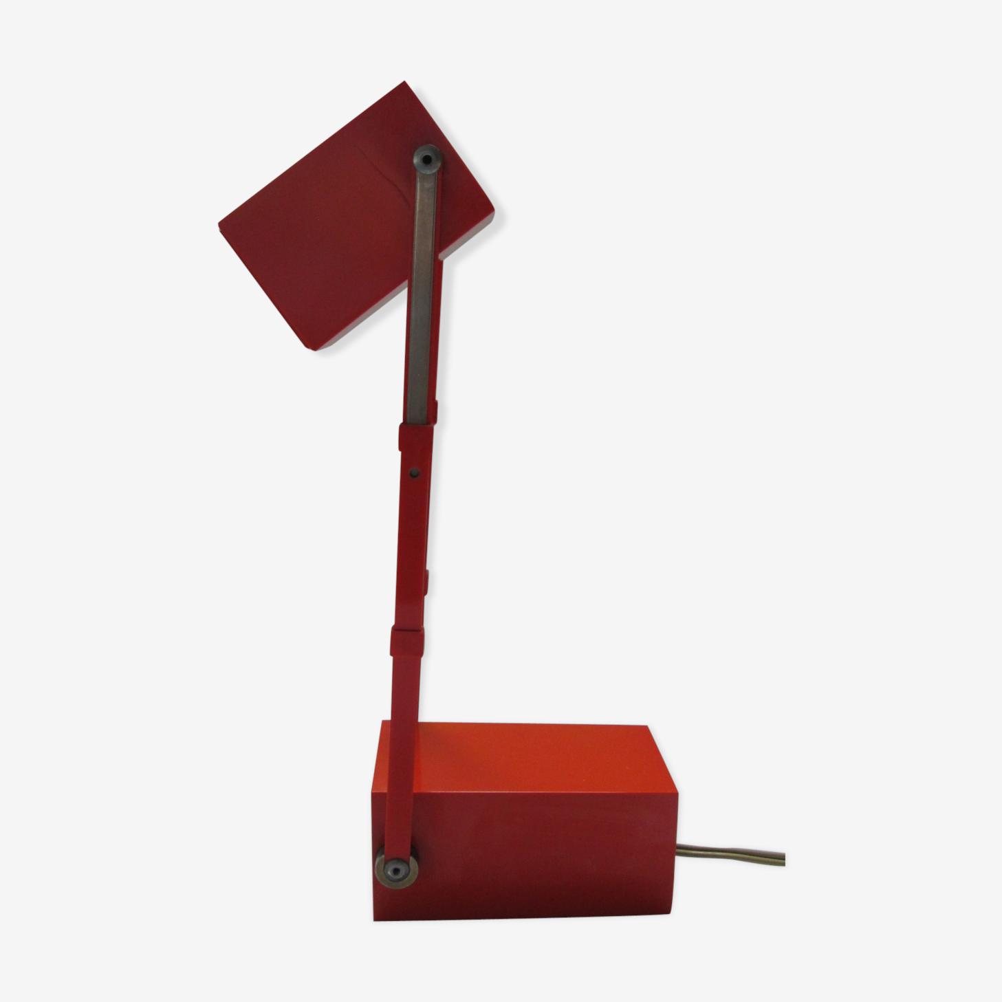 Lampe de bureau danois Verner Panton pour Louis Poulsen 1966