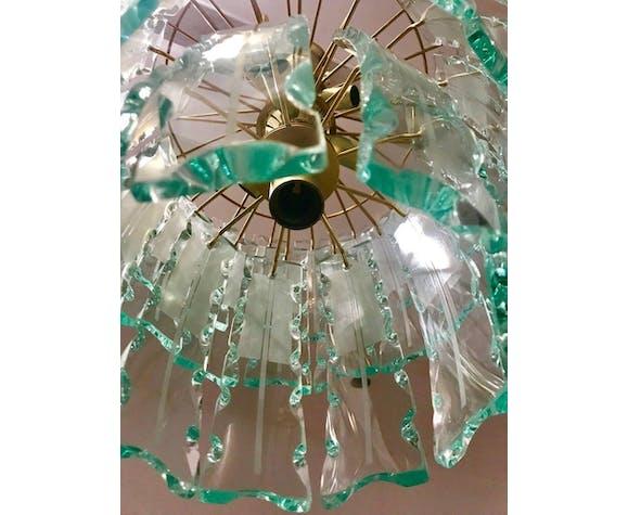 Murano chandelier, 1970