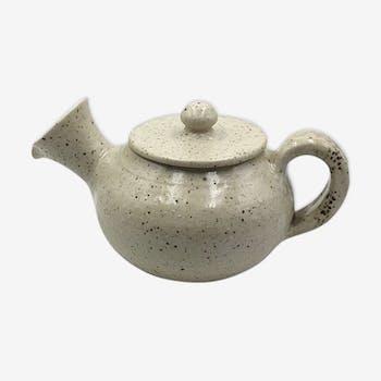 White sandstone teapot, handicrafts
