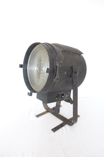 Projecteur Cremer à auvents vers 1930