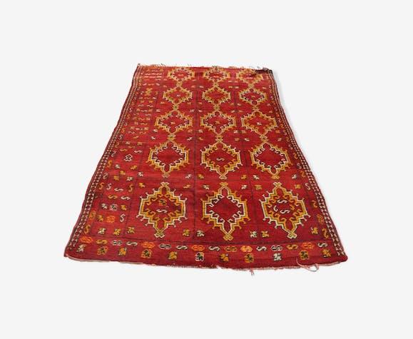 Berber carpet Zemmour - 224 x 145 cm