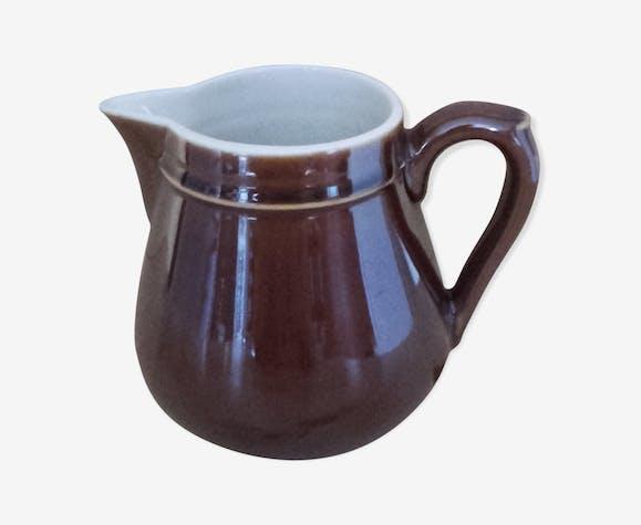 Vintage water or milk Bistro pot
