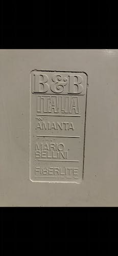 Table basse Amanta de Mario Bellini pour C&B 1966