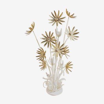 Lampadaire Floral par Hans Kögl, 1970s