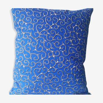 Cushion in wax 40x40cm