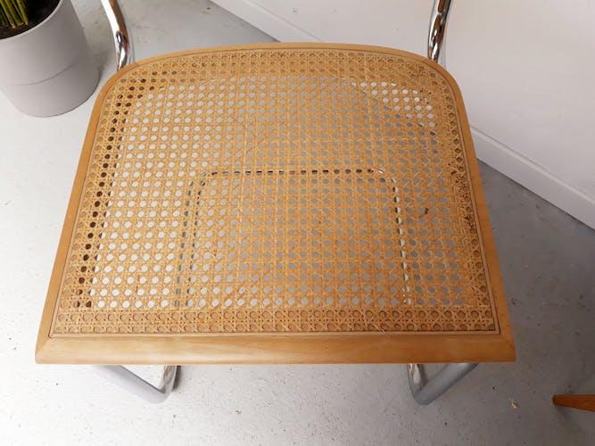 Marcel Breuer B32 chair