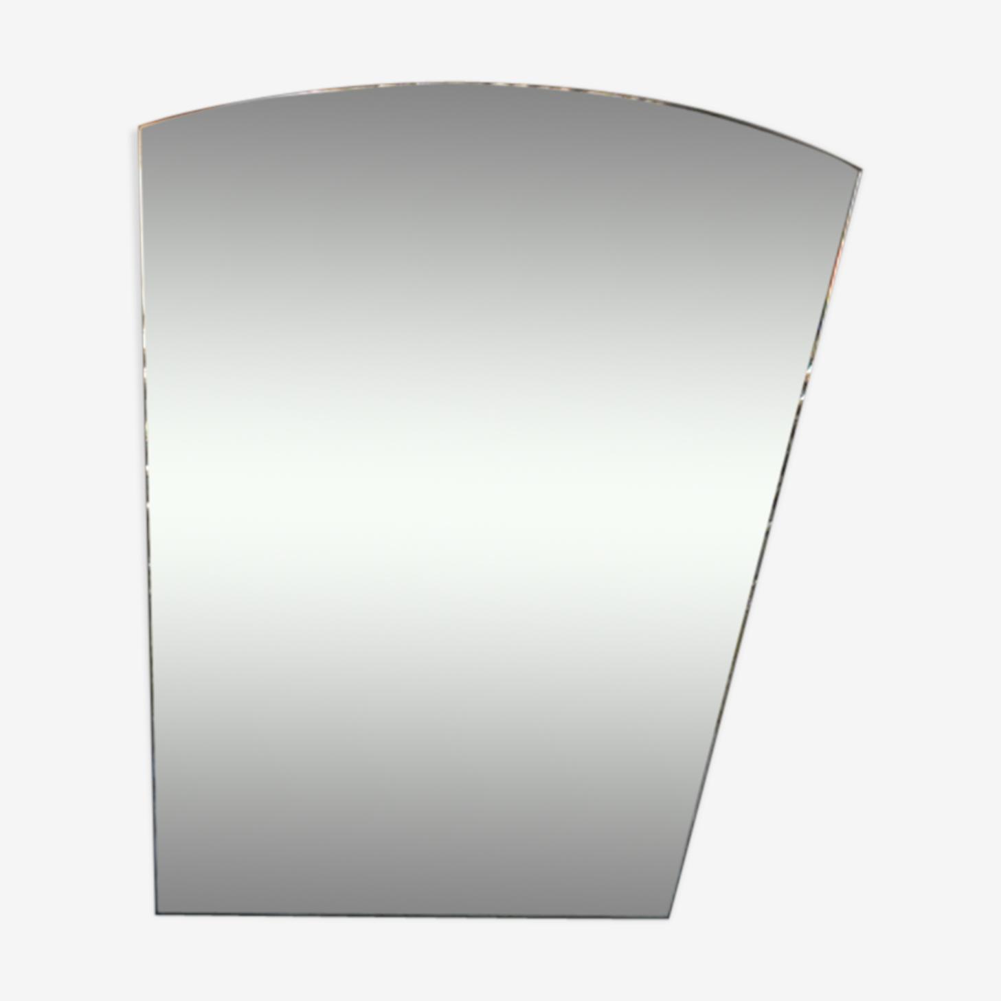 Miroir biseauté années 60 48x73cm