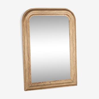 Former mirror Louis Philippe 82 cm x 59 cm