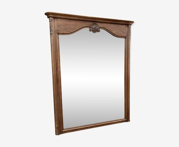 Mirror 152x114cm period 1900
