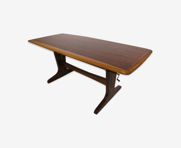 Table Basse De Salon Ajustable En Hauteur 1960 S Selency
