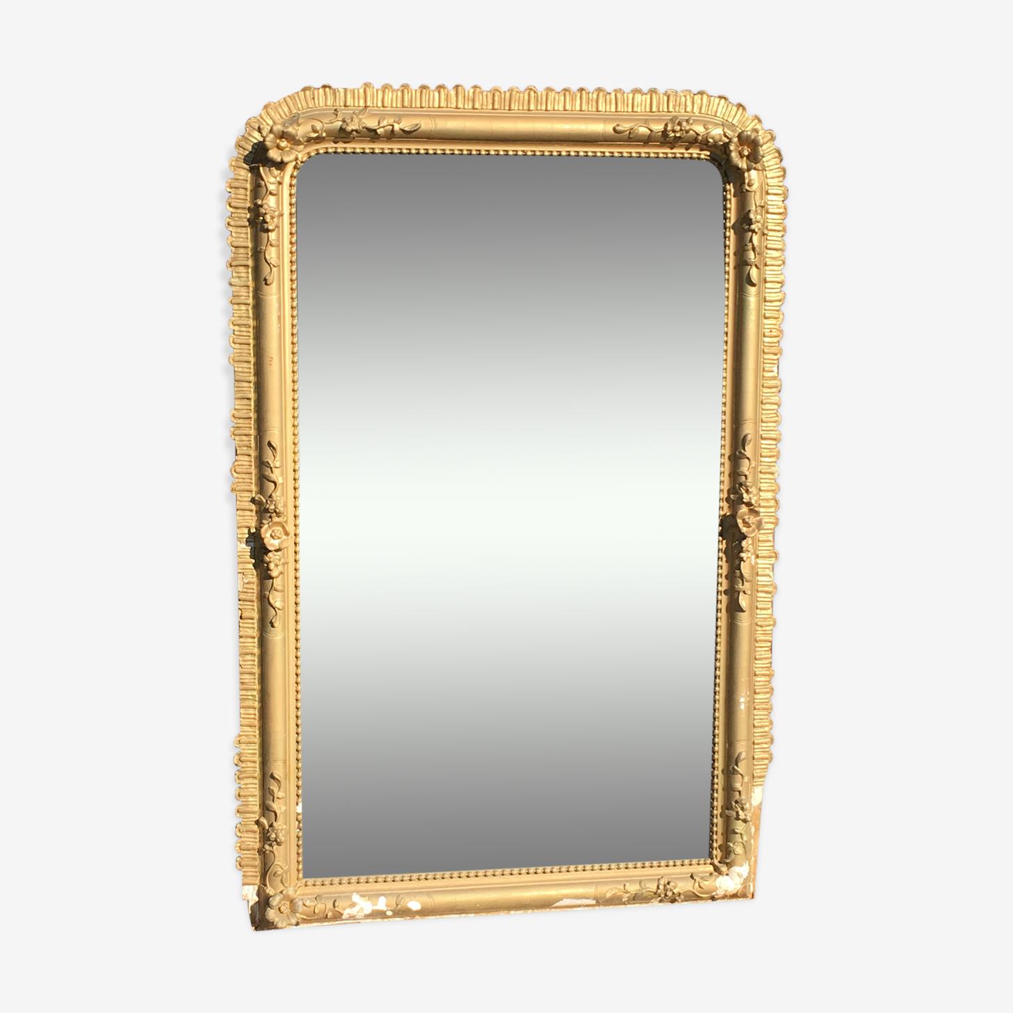 Fireplace mirror 97x145cm