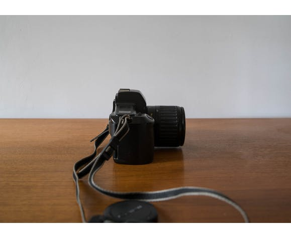 Canon EOS 1000 SLR - Objective AF Canon Zoom Lens EF 1:4-5.6 35-80 mm
