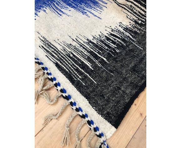 Tapis berbère marocain kilim 315x188cm