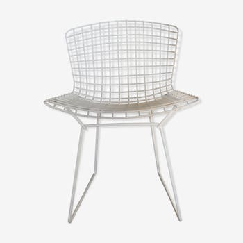 Chaise Wire d'Harry Bertoia pour Knoll 1970