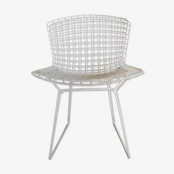 Harry Bertoia's Wire chair for Knoll 1970