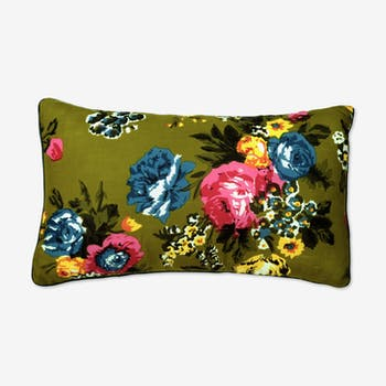 Indian cotton 30 X 50 cushion