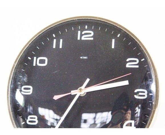 Electric Kitchen Clock - Metamec 70's