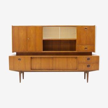 Buffet en teck danois design des années 1960