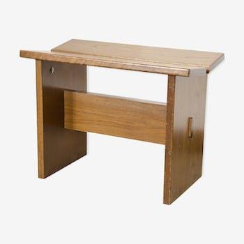 Stool modern brand wooden Gautier