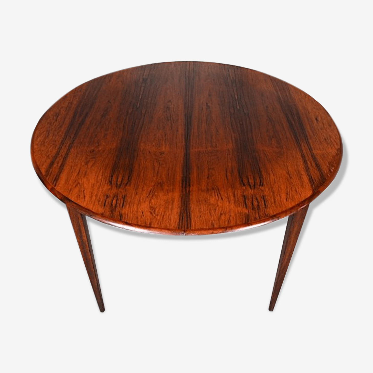 Table en palissandre de Rio Bella design scandinave