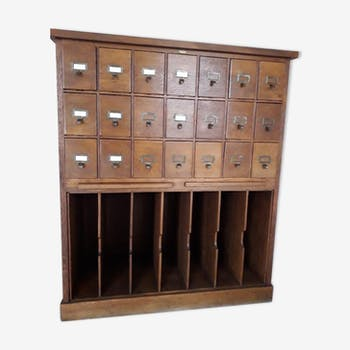 """Furniture business in wood, type """"standard"""" mark file"""