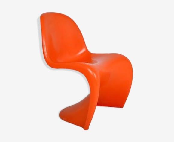 3 Chaises de Verner  Panton pour Herman Miller  datant des années 70