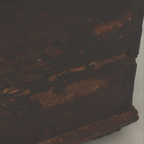 Coffre antique ca 1790