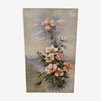 Bouquet d'églantine