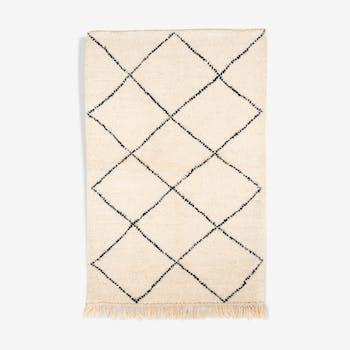 Beni ouarain carpet 162x110cm