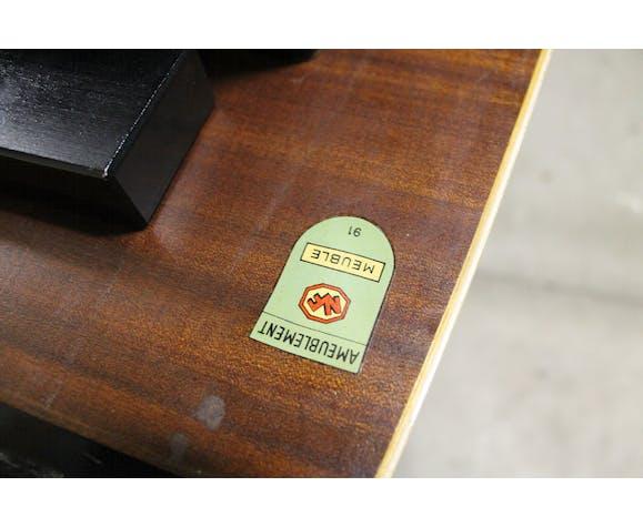 Table en bois de sycomore