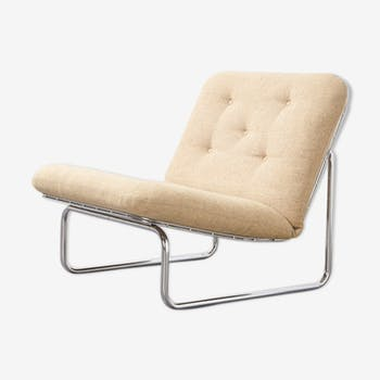 Kho Liang Ie lounge chair P656 for Artifort 1960s