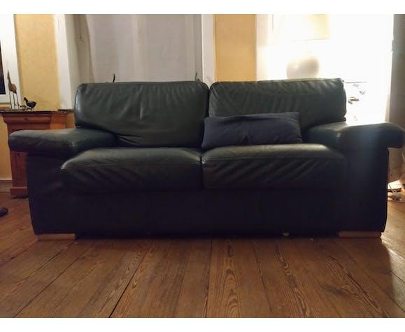 Canapé en cuir Roche Bobois