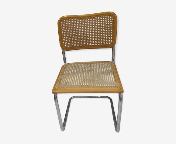 Chaise cesca B32 Marcel Breuer 1990