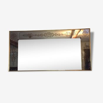 Miroir vénitien, grande taille