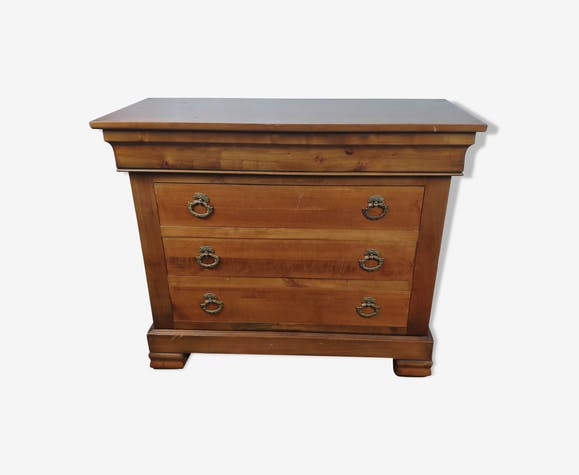 Louis Philippe style chest of drawers