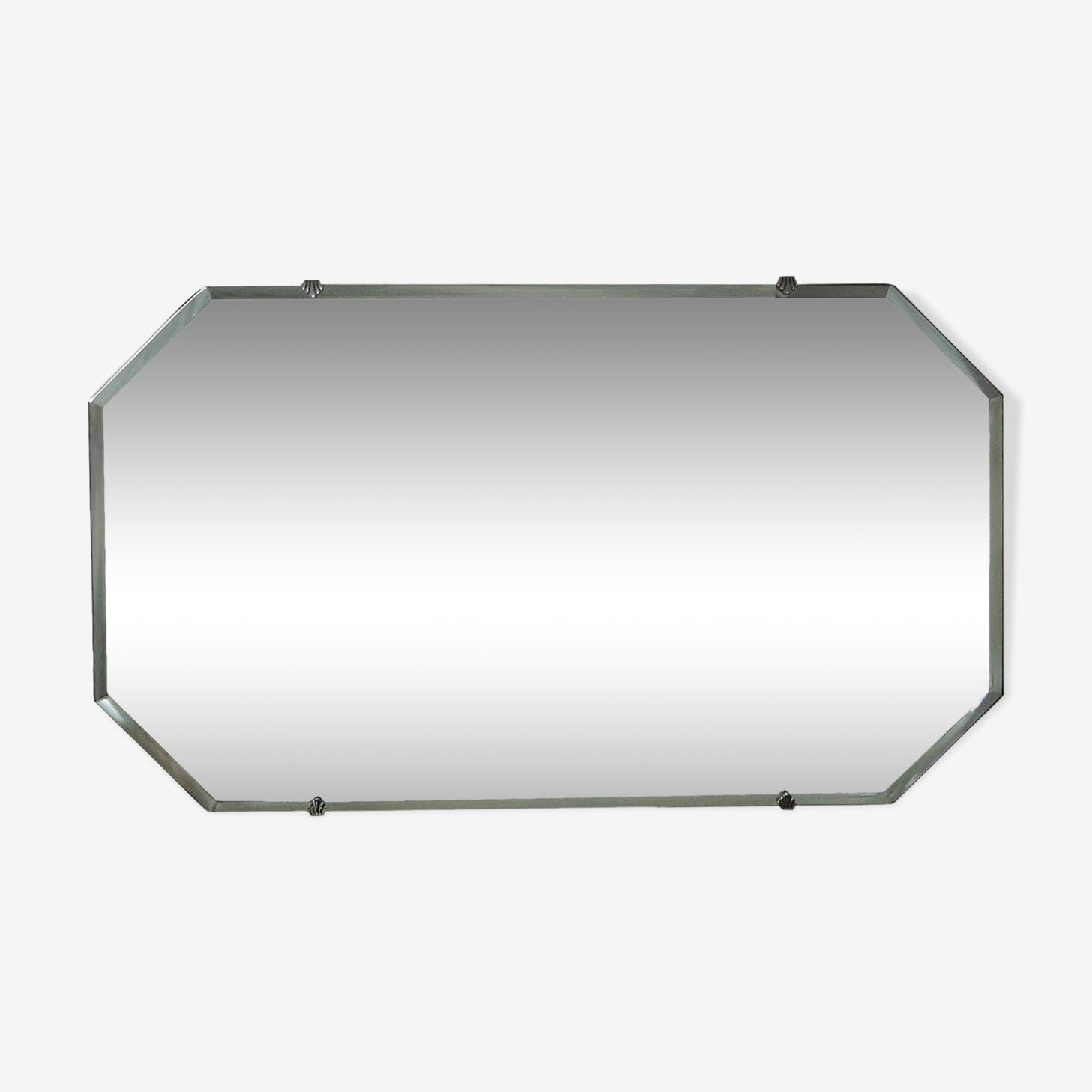 Mirror art deco 66x39cm