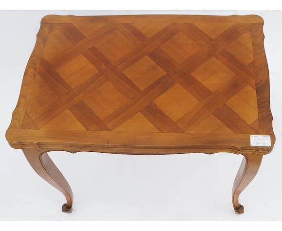 Table portefeuille de style Louis XV