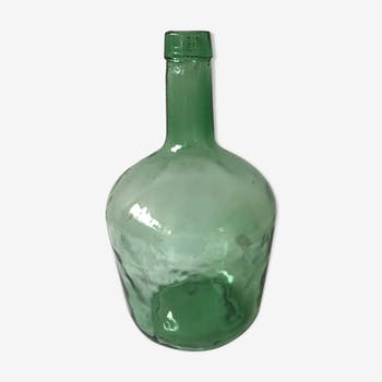 Light green demijohn