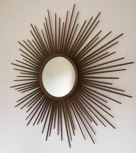 Miroir soleil Chaty Vallauris 83 cms