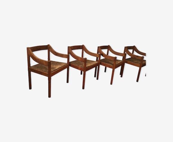 Carimate Vico MAGISTRETTI chairs
