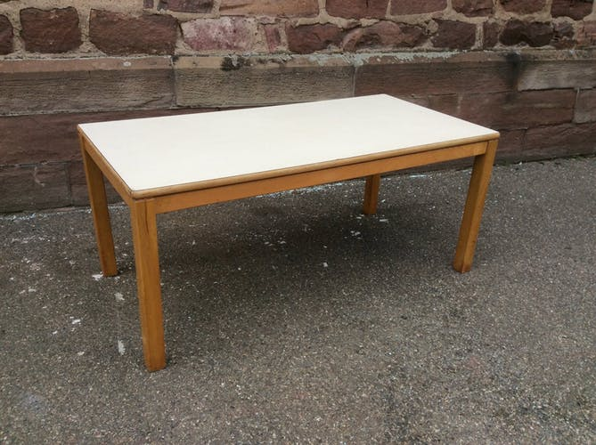 Table basse vintage 1970