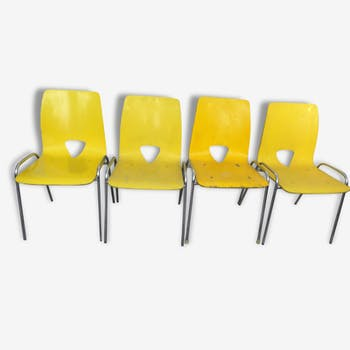 4 chairs bellmann