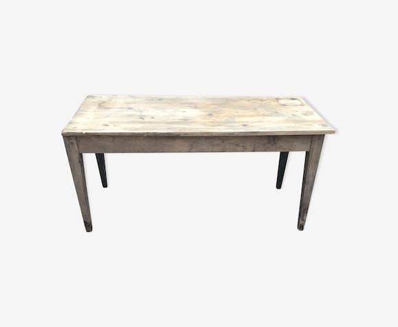 Table de ferme ou de drapier